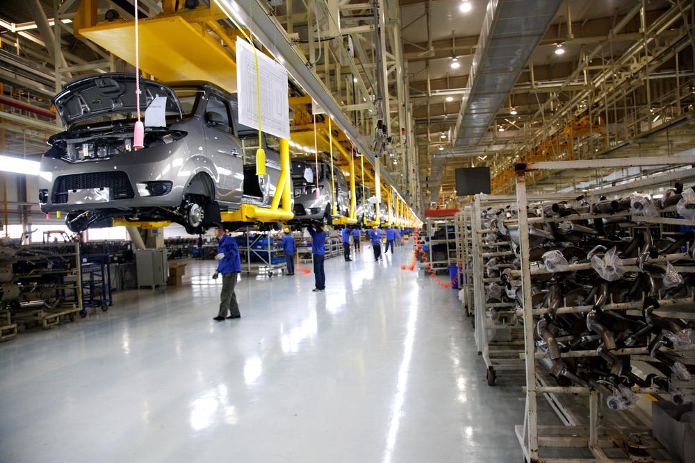 stock photo industrial automotive
