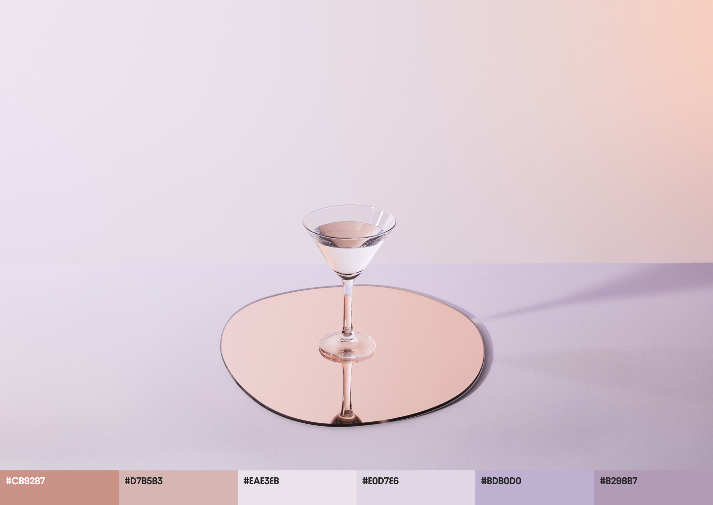 Fall color palettes for trendy designs