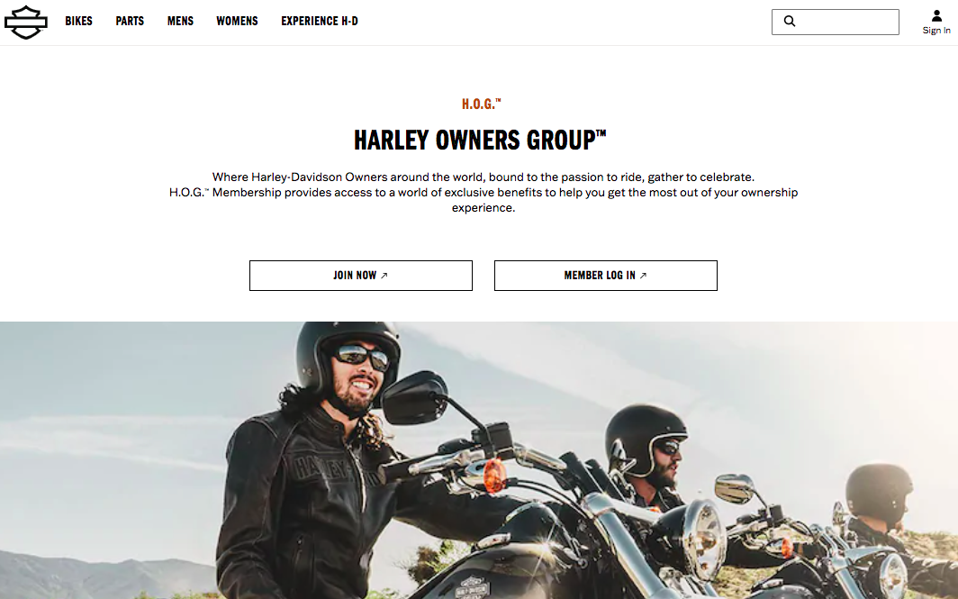 How to Build a Community Around Your Brand Harley