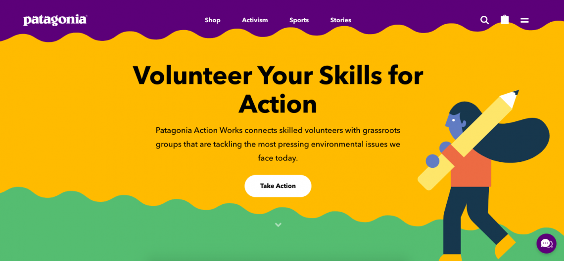 How to Build a Community Around Your Brand patagonia